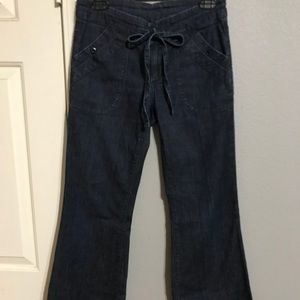 Citizens of Humanity sunset wide leg jeans